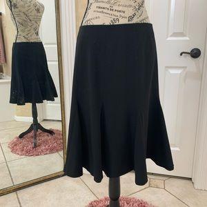 Black Lined Skirt Trumpet Mermaid 2